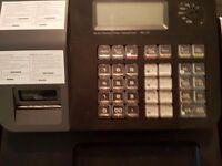X2 casio black cash tills/register & electronic scales ×1 less than 6 months old!