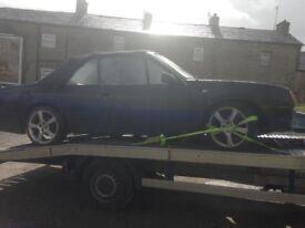 Vauxhall cavalier mk2 soft top convertible breaking
