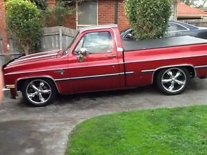 1985 Chevrolet Other Ute Sunbury Hume Area Preview