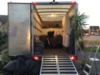 Uk and European removals man and van service Spain next destination