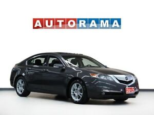 2012 Acura TL NAVIGATION LEATHER SUNROOF BACKUP CAM ALLOY WHEELS