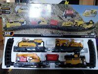 CAT construction track set