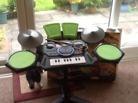Kids x-tremendous drum kit