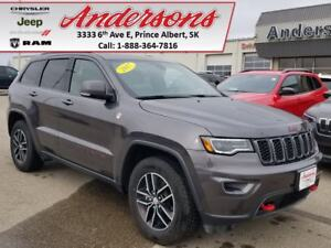 2017 Jeep Grand Cherokee Trailhawk *Loaded*