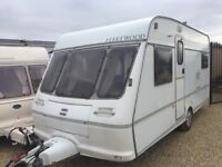 Fletwood 1999 4 berth