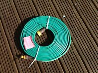 Self irrigating hose for sale