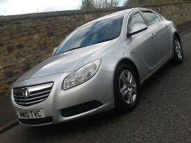 2010 VAUXHALL INSIGNIA 1.9 CDTI EXCLUSIVE AUTO ...READ ADVERT ENGINE REQUIRES ATTENTION