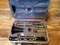 Simba clarinet