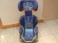 Graco Adventure full highback height adjustable car booster car seat for 15kg to 36kg(4yrs to12yrs)