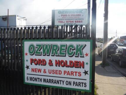 OZWRECK PTY LTD - 6 Months warranty on parts and labour