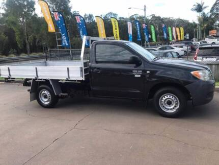 2006 Toyota Hilux Workmate Ute - 4 Cyl - Manual - Driveaway