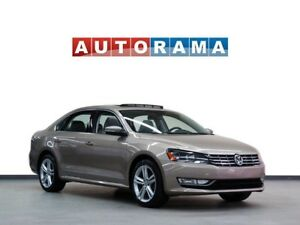 2015 Volkswagen Passat COMFORTLINE TDI LEATHER SUNROOF