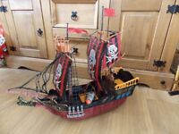 CHAD VALLEY CHILDS PIRATE SHIP