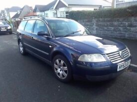 VW Passat 1.9 Tdi Sport 130 - Remapped - Tiptronic Estate - MOT