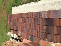 Used Rosemary roof tiles in good condition