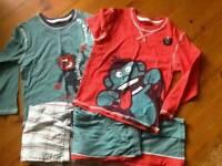 M&S Mix & Match Pyjamas Age 4-5 (New)