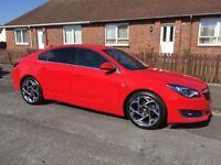 65 plate Vauxhall Insignia Sri VxLine 2.0cdti 170bhp