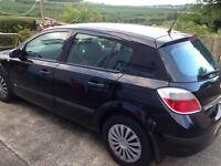 Vauxhall Astra Life CDTI - Year 2006 Black
