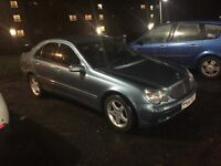 Mint Mercedes Benz up for swap or cash sale