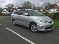 Toyota Estima 2.4 5dr 8-SEATER+HYBRID+PCO+MINICAB