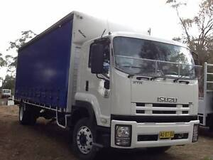 ISUZU 2008 FTR900L CURTAIN SIDE AUTO Grose Vale Hawkesbury Area Preview