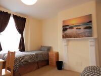 Large double room in shared house Clapham