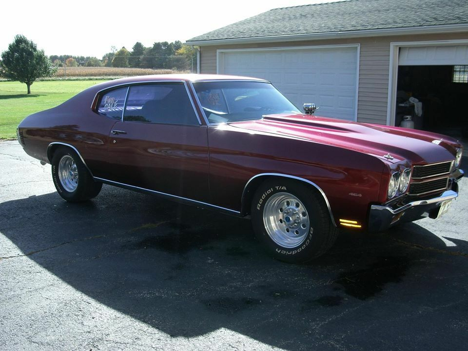 1970 Chevrolet Chevelle ss 1970 Chevelle 2 Door Coupe Great Conndition L@@k!!!!!!!!!!!!!!!!!!!!!!!!