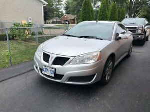 FOR SALE 2009 Pontiac G6 Coupe!