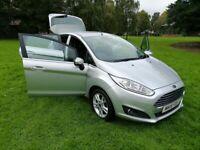 Ford, FIESTA, Hatchback, 2015, Manual, 1241 (cc), 5 doors