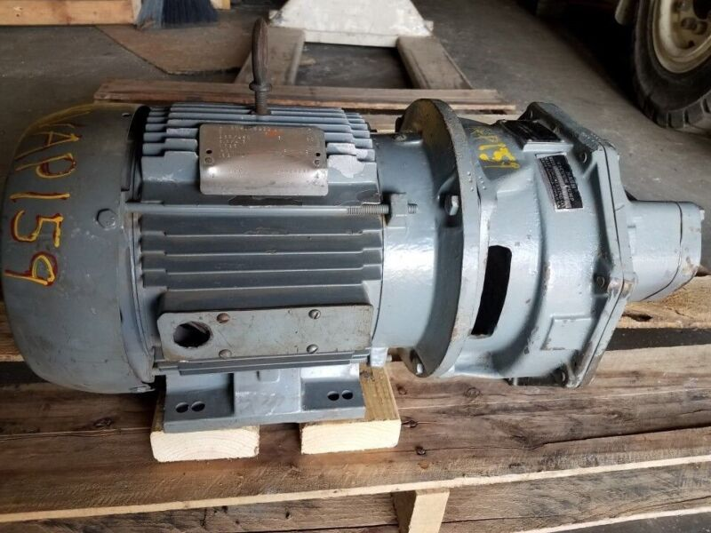 NASH MHC-50 Bronze Vacuum Pump