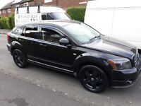 59 dodge caliber 2.0 diesel SXT top spec, 6 speed, cruise control, leather interior, elec pack,