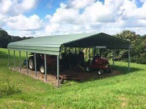 Transportable Shade Sheds in Wondai, QLD Wondai South Burnett Area Preview