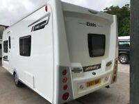 2014 Elddis Affinity 540 with Warranty and Motor Mover