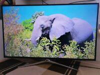 "Samsung UE50MU6120K 6 Series - 50"" LED-backlit LCD TV - 4K"