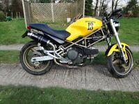 Ducati Monster M600 (Recent Major Service, Custom Tail, Great Runner, A2 licence)
