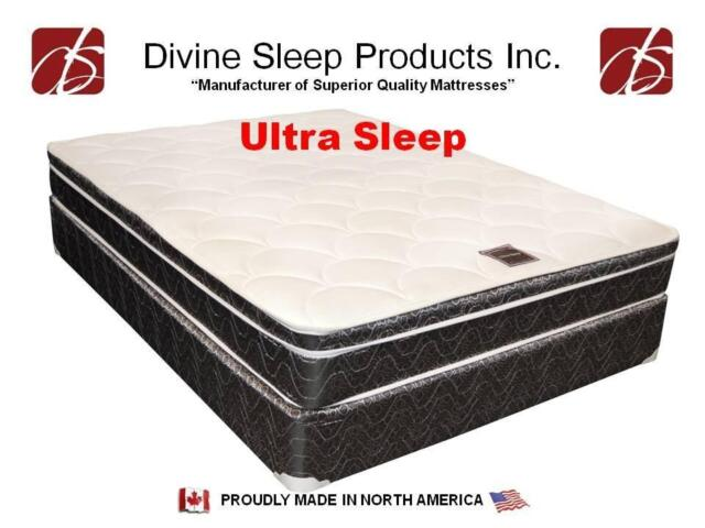 queen size pillow top mattress on grand sale ad 25 beds mattresses mississauga peel. Black Bedroom Furniture Sets. Home Design Ideas
