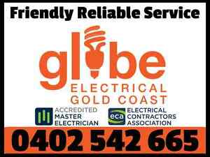 Electrician - Globe Electrical Gold Coast Mermaid Beach Gold Coast City Preview