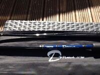 Fishing rods for sale diawa and taktiq waggler match rods
