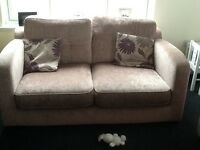 2x 2 seater DFS sofa. Smoke & pet free home. Excellent condition. Pick up only.