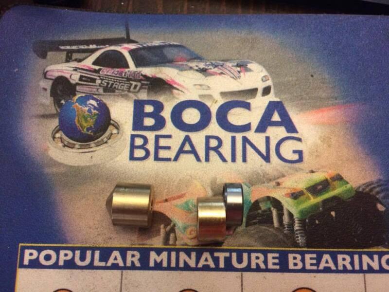 ABU GARCIA 45/55/6500 CERAMIC HYBRID speed  bearing ABU 20639 +1 bearing ABEC5