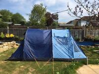 Vango Icarus 400 - 4 Man Tent.