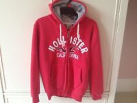 Hollister hoodie age 9-10