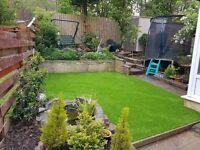 Artificial grass best prices in Scotland £7.99 sq m