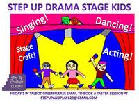 Drama & Dance Kids Class