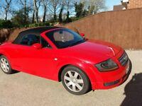 Audi tt cabriolet fantastic condition