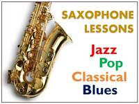Saxophone Lessons in Mississauga