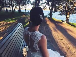 Pronovias Princia Wedding Dress, Size 8, Excellent Condition Concord Canada Bay Area Preview