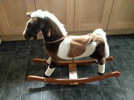 Lovely rocking.horse great condition