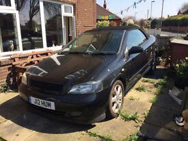 Vauxhall Astra Bertone Convertable