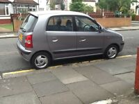 Hyundai Amica 1.1 litre 2006 reg. 5door hatchback, mot,taxed,very good condition £ 650.